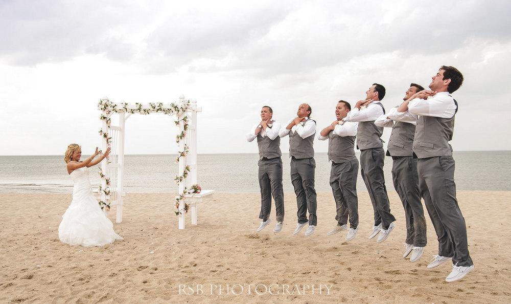 Ideas For A Fun Wedding: 21 Funny And Clever Wedding Photos