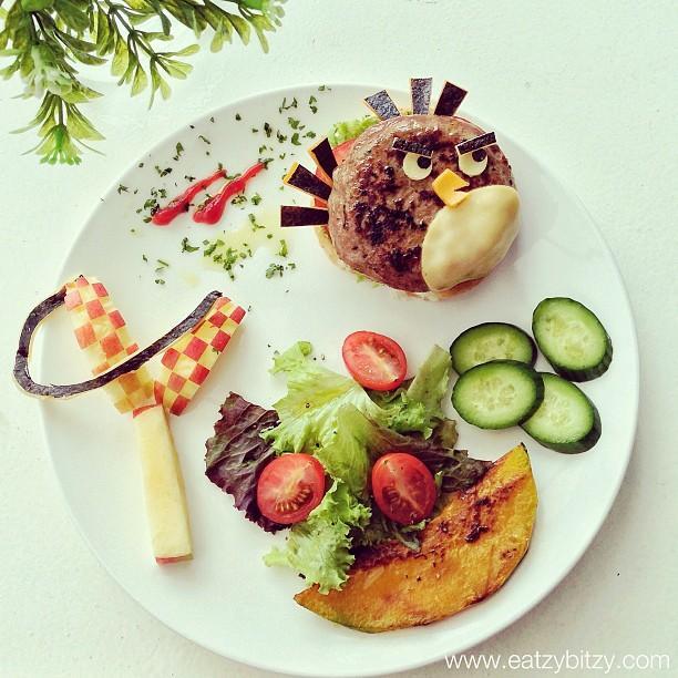 Время обедать