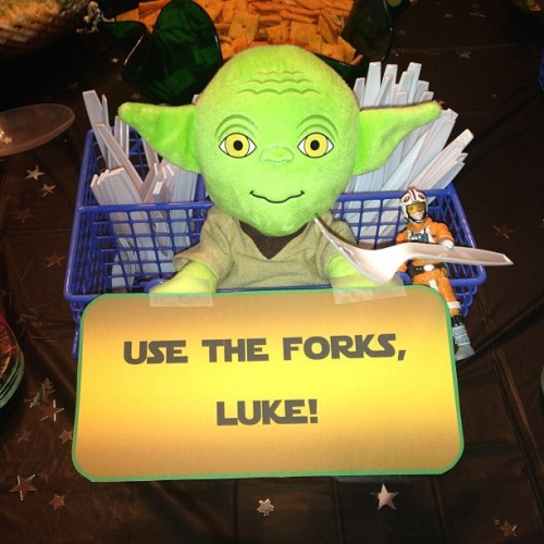 Is This The Greatest Star Wars Theme Party Of All Time