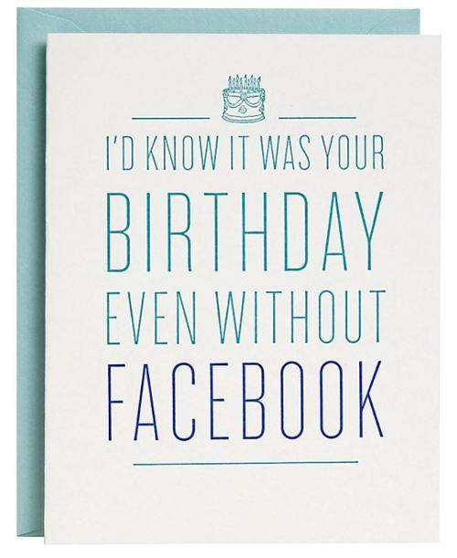 19 Funny Birthday Cards PleatedJeans – Funny Birthday Card Idea