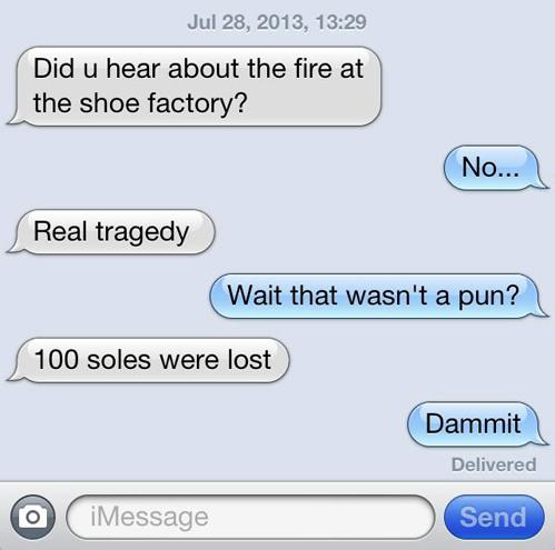 how to make a good pun