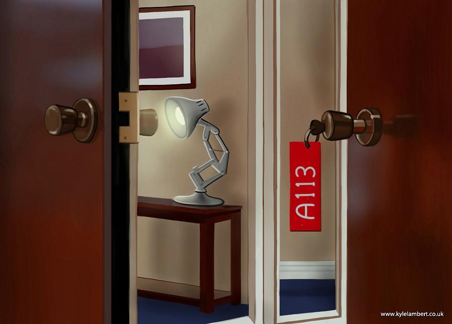 toy story meets the shining  18 pics