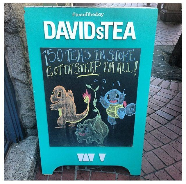 18 Delicious Tea Puns From David S Tea Pleated Jeans
