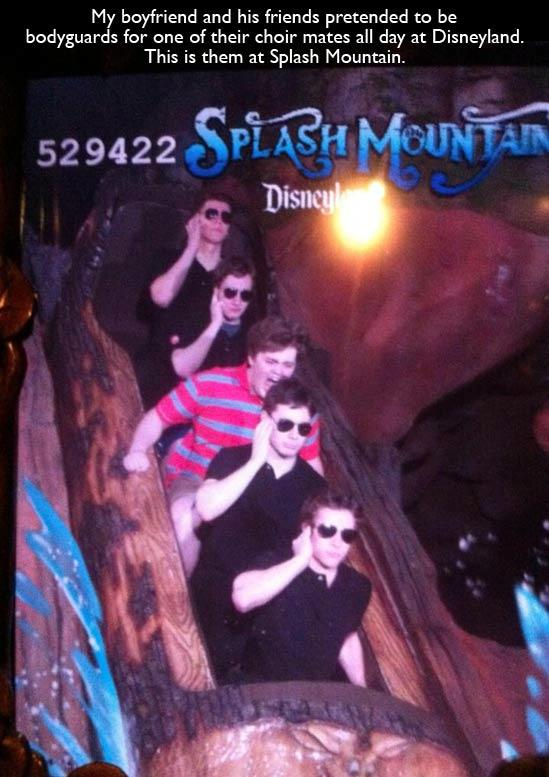 18 Of The Funniest Splash Mountain Photos Of All Time
