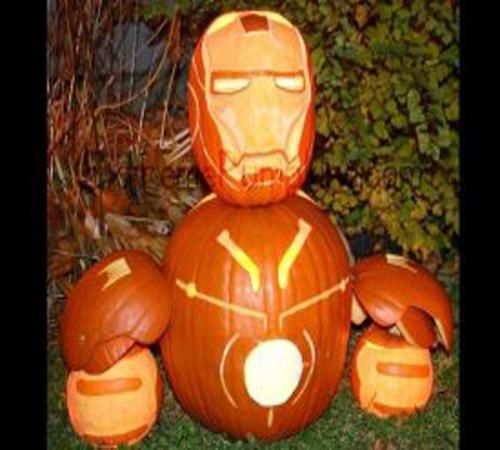 The art of pumpkin carving 20 pics pleated jeans for Funny pumpkin drawings