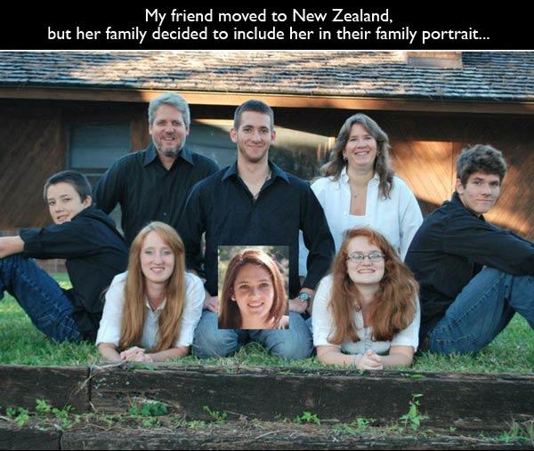 Funny Family Photo Poses Ideas