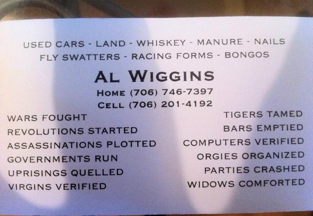 19 clever and funny business cards pleated jeans share reheart Image collections