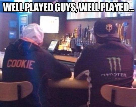 Most Funny Meme Ever : Of the most amazing things ever spotted at a bar