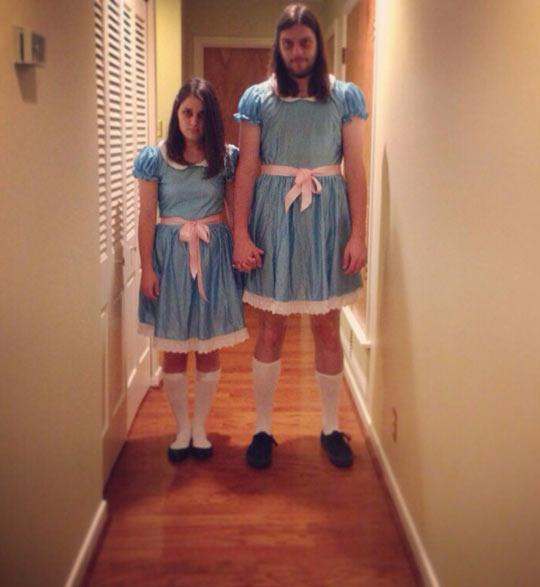 These Sanskari Women Dressed Up For Halloween Will Scare: I Want A Relationship Like This (19 Pics)