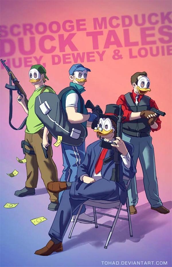 Duckheist