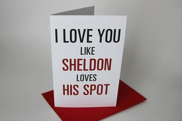 Funny I Love You Like A Quotes : 22 Funny Valentines Day Cards Youd be Lucky to Get Pleated ...