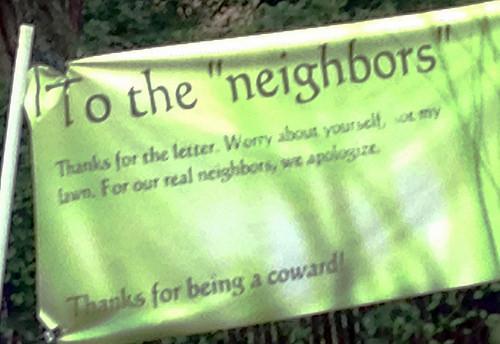 28 Written Notes That Prove Neighbors Suck