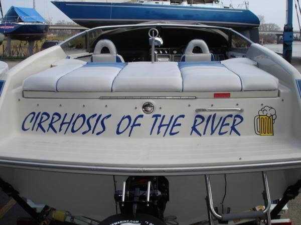 25 Of The Funniest Boat Names All Time