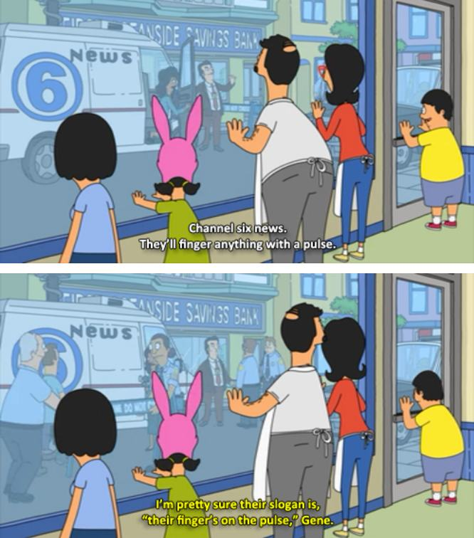 Bobs Burgers Quotes Simple The 48 Best Gene Belcher Moments From 'Bob's Burgers' Pleated Jeans