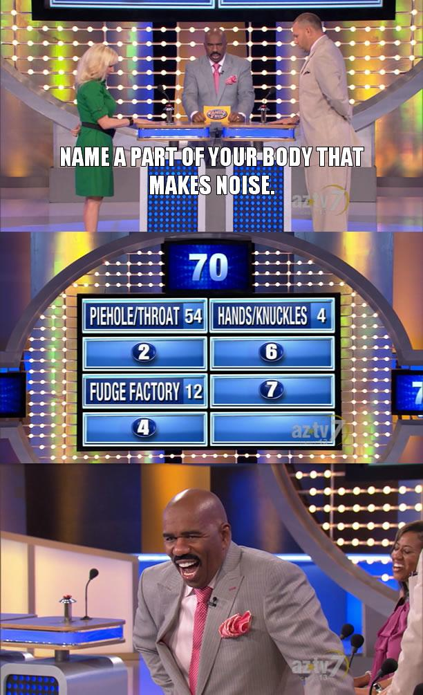 20 Funniest Moments From Family Feud With Steve Harvey ...