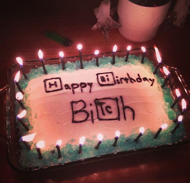 21 Clever and Funny Birthday Cakes Pleated Jeans
