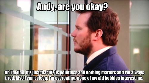 24 Of Andy Dwyer S Greatest Moments On Parks And Rec Pleated Jeans