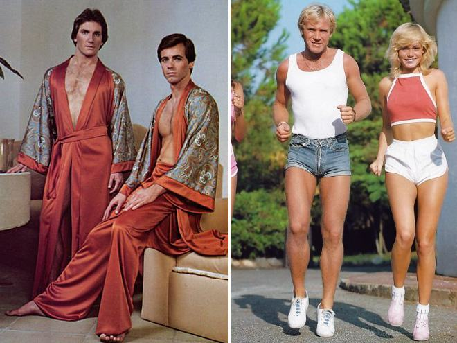 These Bad 70s Men's Fashion Ads Should Be Burned (18 Pics