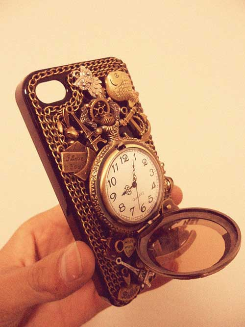The 20 most unwieldy and crazy cellular phone cases ever for Creative iphone case ideas