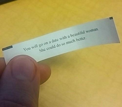 fortune cookie Adult