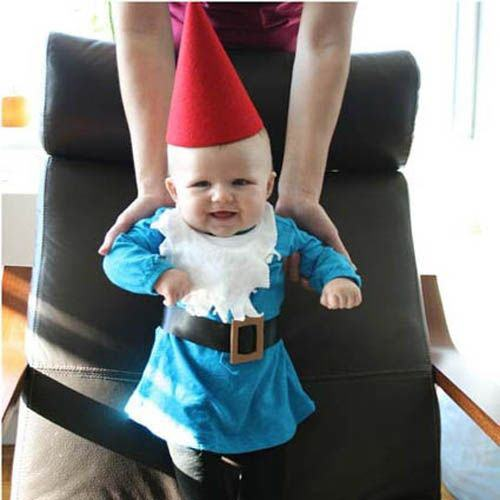 Baby Gnome: 24 Babies With Winning Halloween Costumes