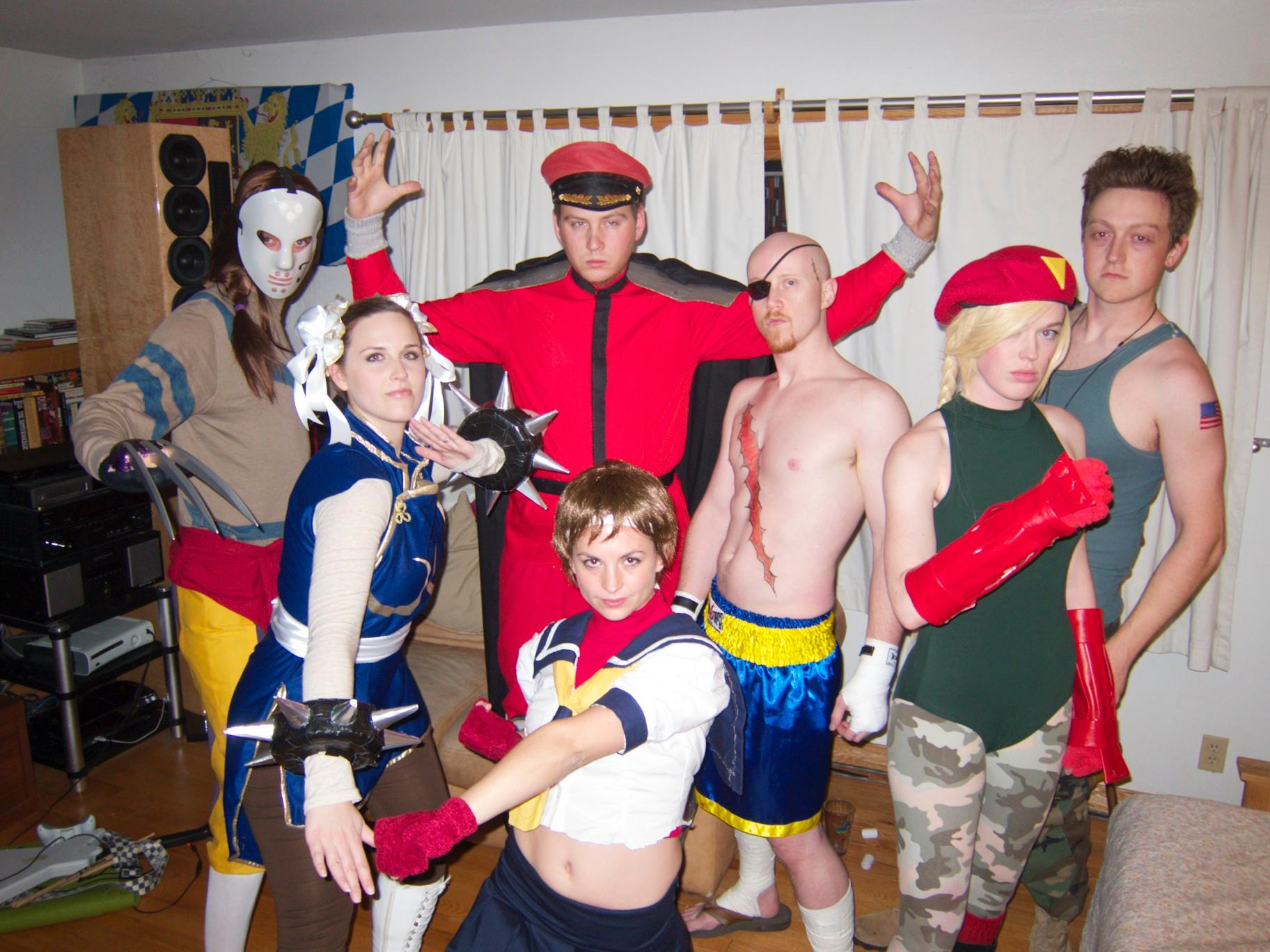 27 hilarious group costume ideas for halloween pleated jeans for Best group pictures