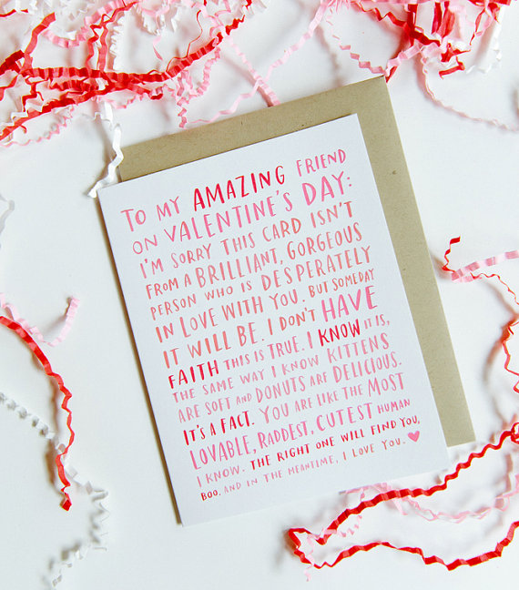 Awkward Valentine 39 S Day Cards From Emily Mcdowell
