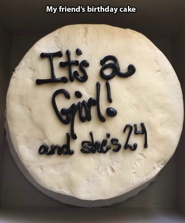 25 Hilarious Cakes That Are Almost Too Funny To Eat