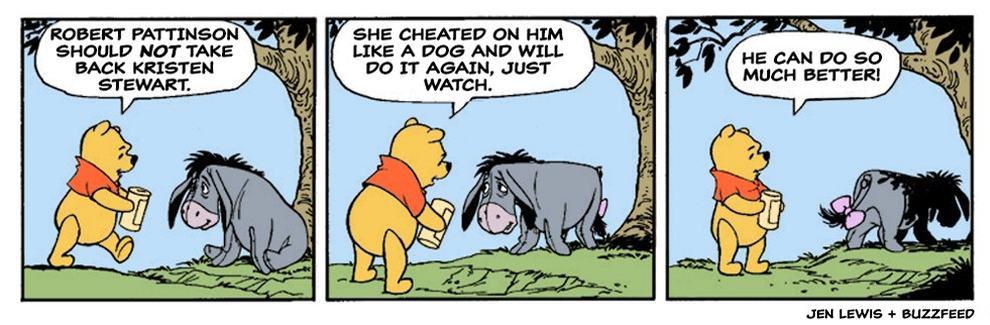 If 'Winnie The Pooh' Said The Same Things As Donald Trump