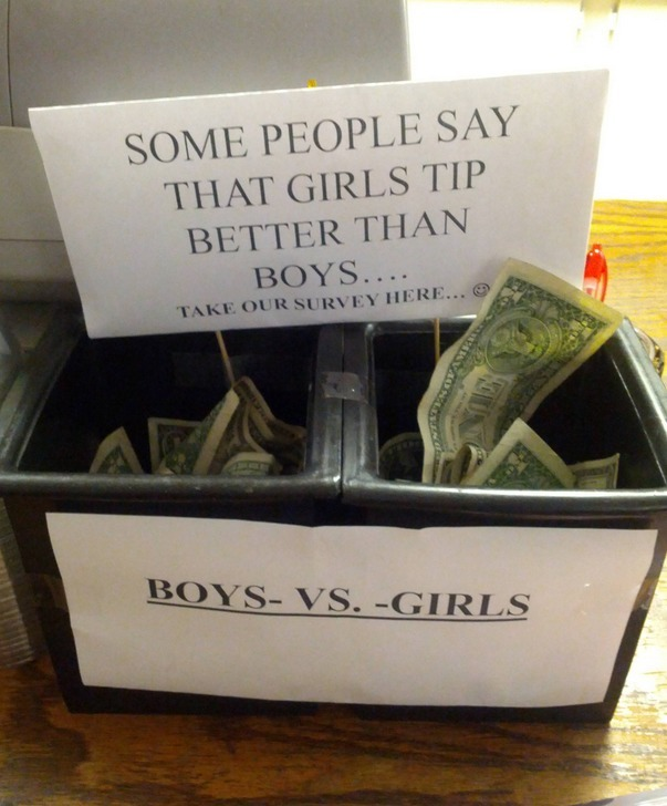 26 Genius Tip Jars Designed to Get People to Give More ...