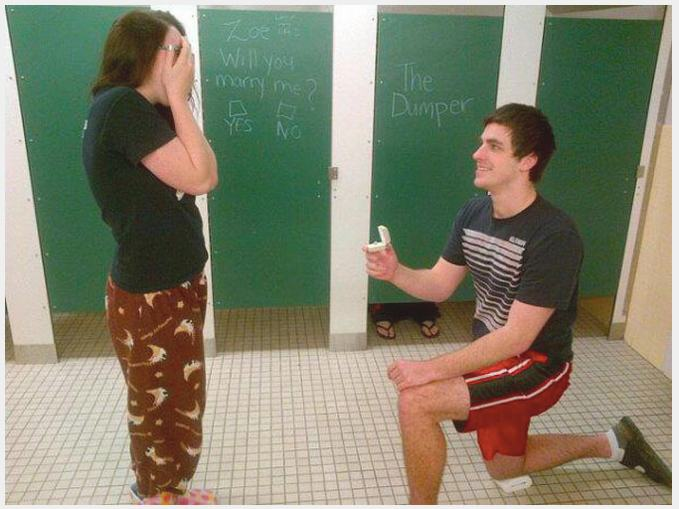 White Trash Wedding.The 13 Most White Trash Wedding Proposals Of All Time