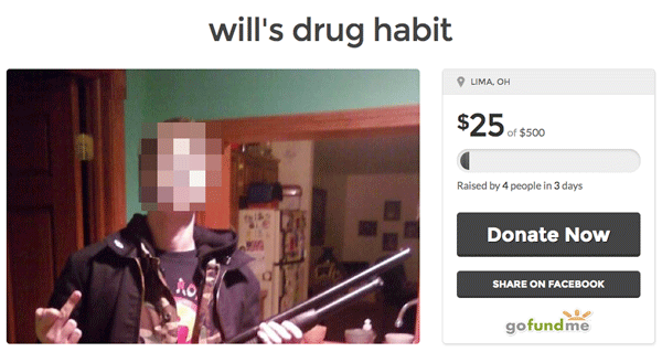 24 Hilarious and Awful GoFundMe Accounts   Pleated Jeans