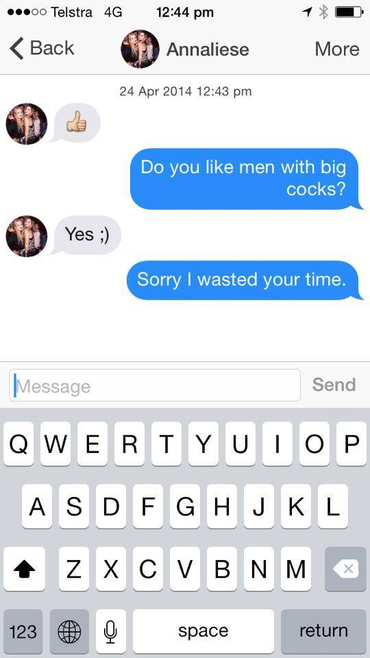 12 Hilarious Tinder Text Conversations | Pleated Jeans