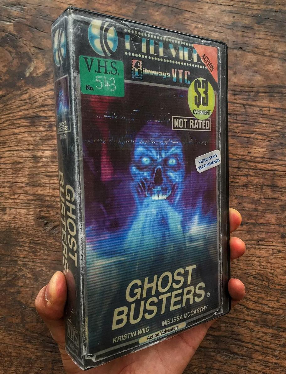 The Vcr From Heck Fifty Cartoons Week Tuesday 50: Vintage VHS Covers For Modern Movies